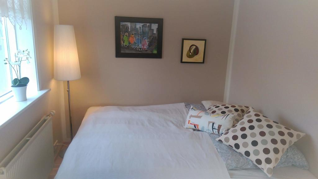 Photo of guest room at IG Hofn which is located in Iceland.