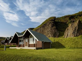 best hotels in vik iceland with a view