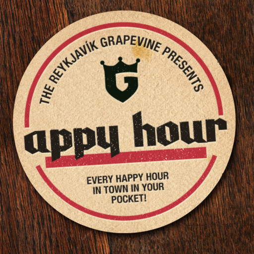 Great Iceland Apps for happy hour