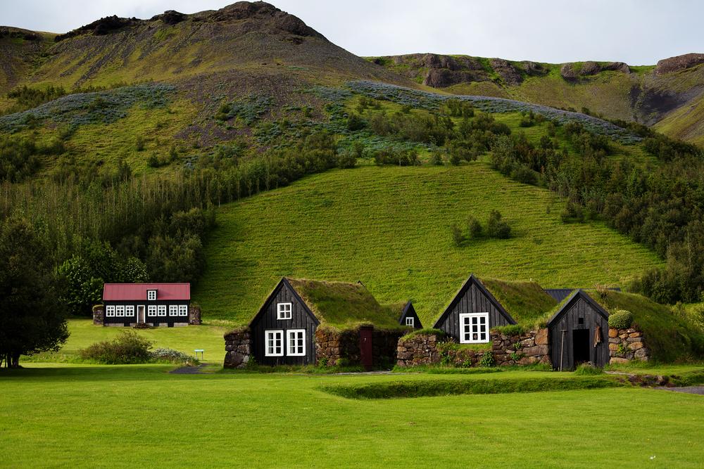 skogar museum in Iceland