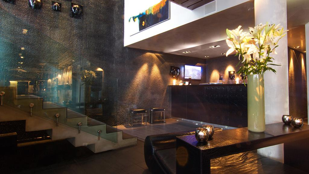 Photo of the main lobby at Thingholt by Center Hotels located in Iceland.