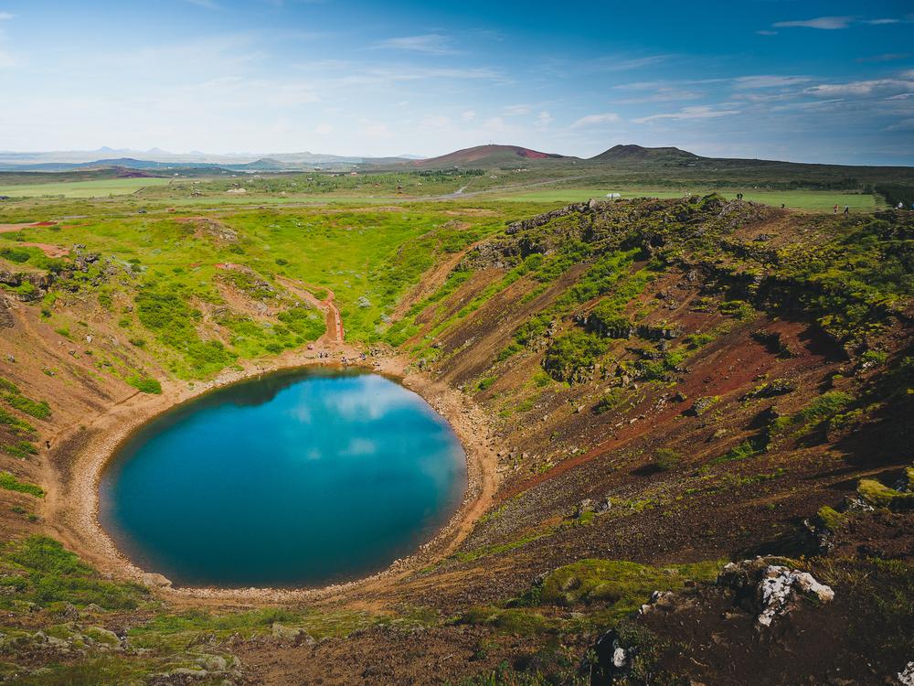 Reykjavik Day Trips Kerid Crater