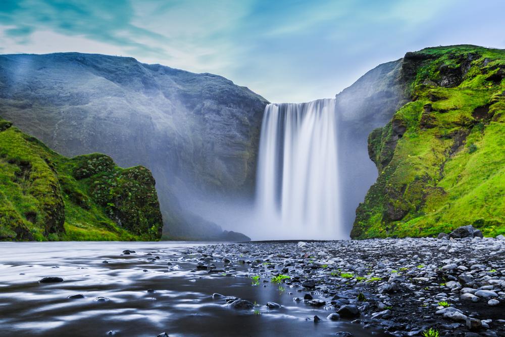 Reykjavik Day Trips Skogafoss Waterfall