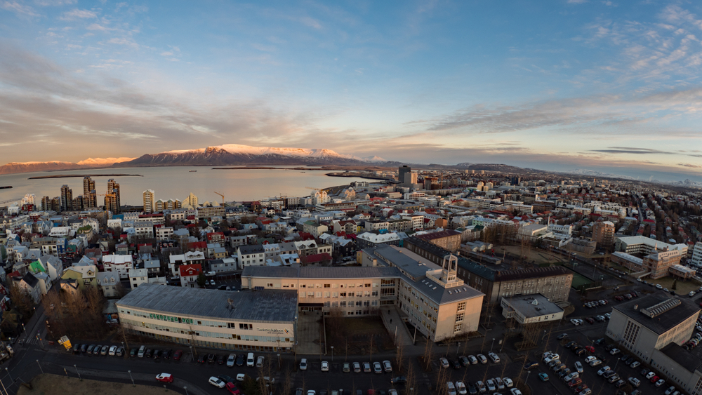 Vesturbær is an up and coming district that is unique and becoming more and more trendy when looking for where to stay in reykjavik