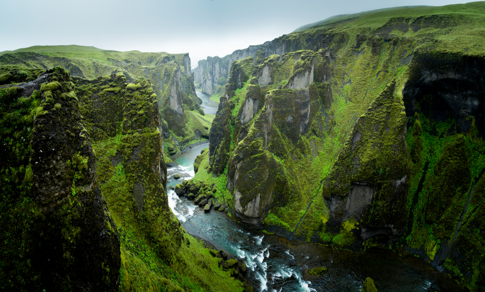 Photo of the high season, which is the best time to visit Iceland if you love green!