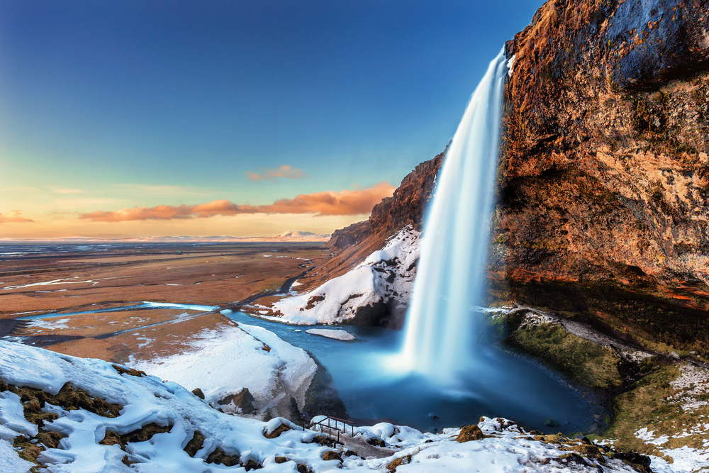 3 day tour of iceland in winter