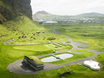 Music festival in the Westman Islands which is what happens in Iceland in August