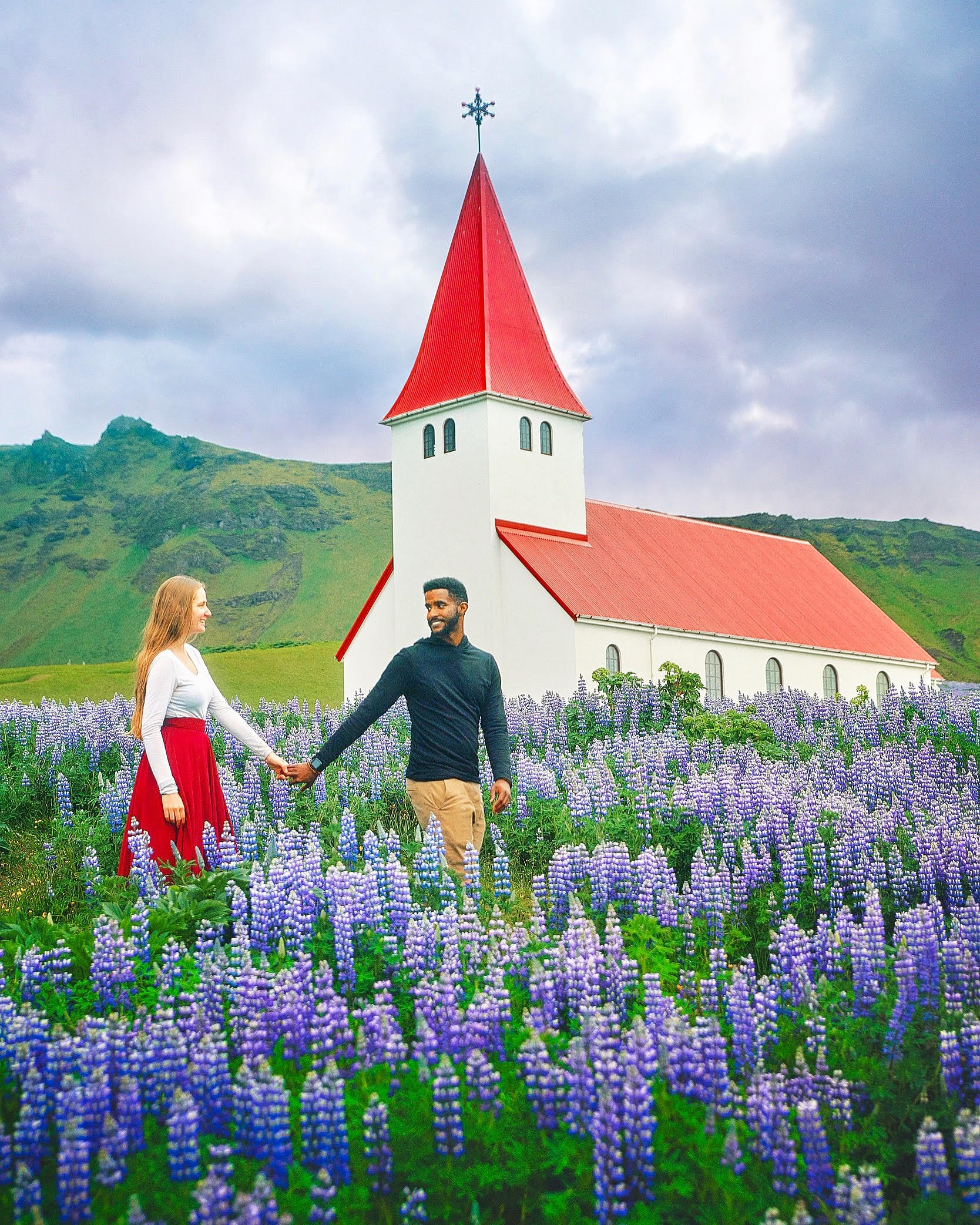 about Iceland Trippers photo of Victoria Yore and Terrence Drysdale in Iceland