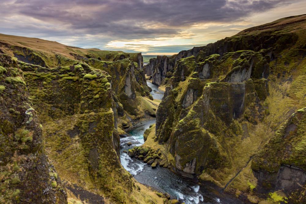 Fjadrargljufur Canyon 5 Days in Iceland