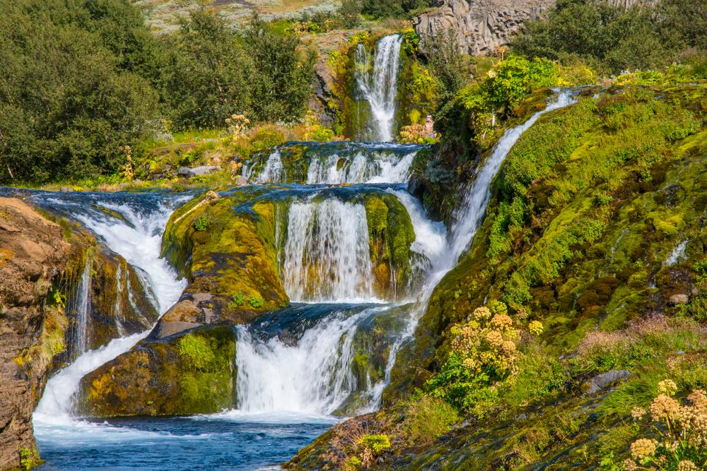 5 Days in Iceland Gjain Valley
