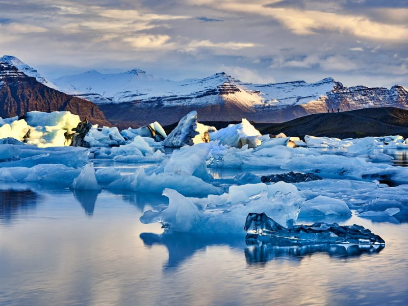 Jokulsarlon Glacier Lagoon 5 Days in Iceland
