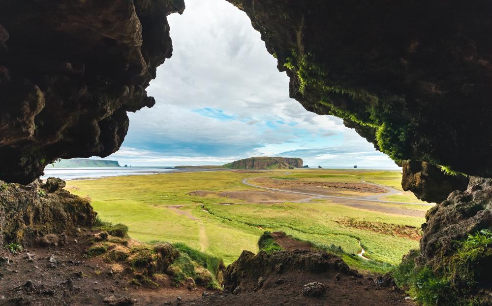 Loftsalahellir Cave 5 Days in Iceland