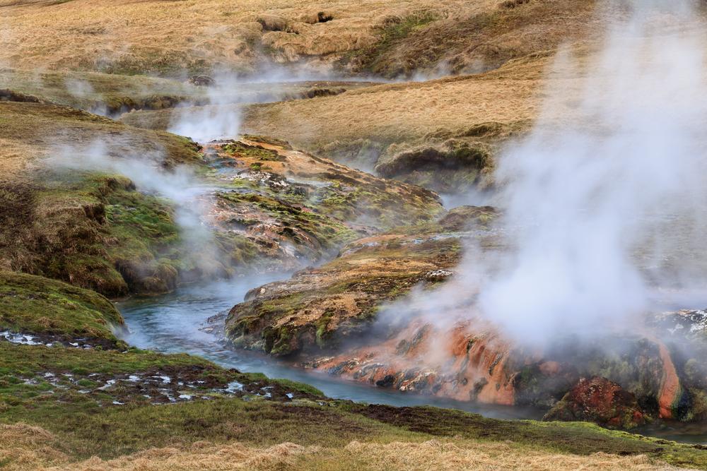 5 Days in Iceland Reykjadalur Hot Springs