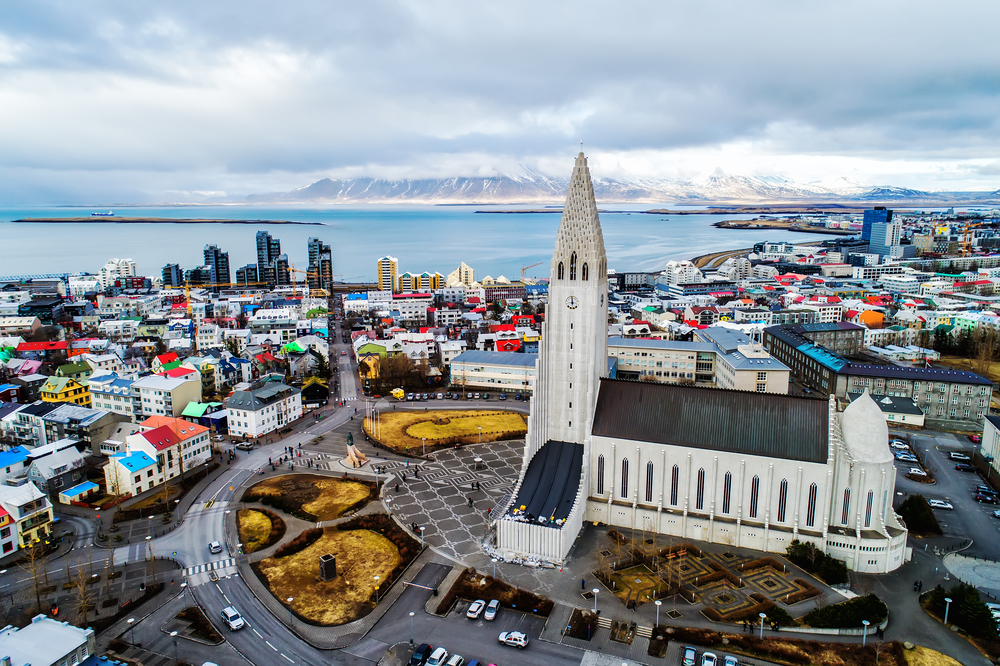 Reykjavik Skyline 5 Days in Iceland
