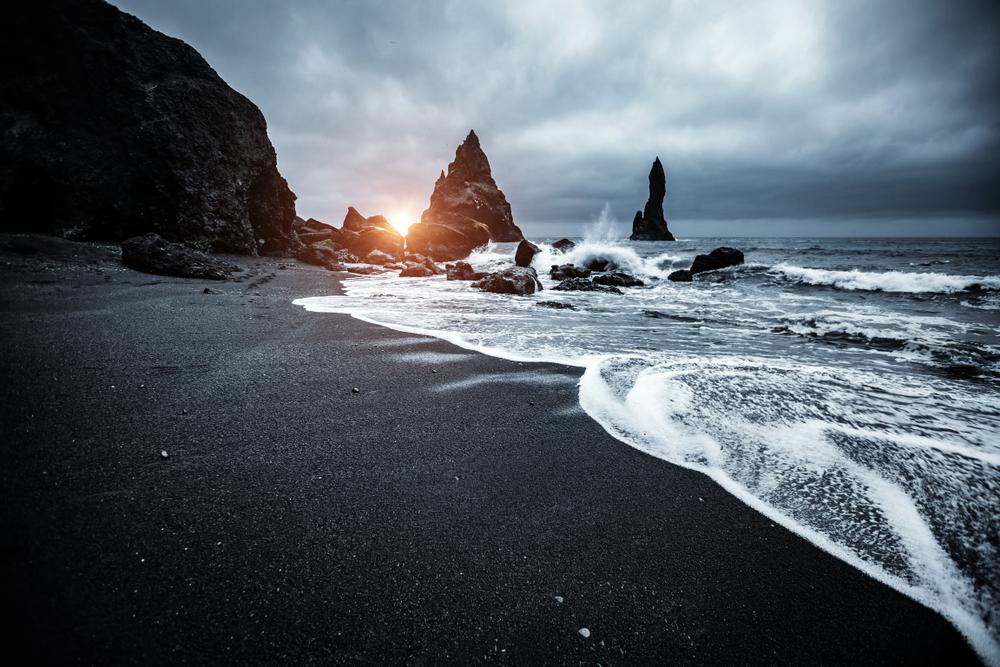 Reynisfjara Black Sand Beach 5 Days in Iceland