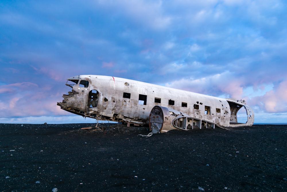 Solheimasandur Plane Wreck 5 Days in Iceland