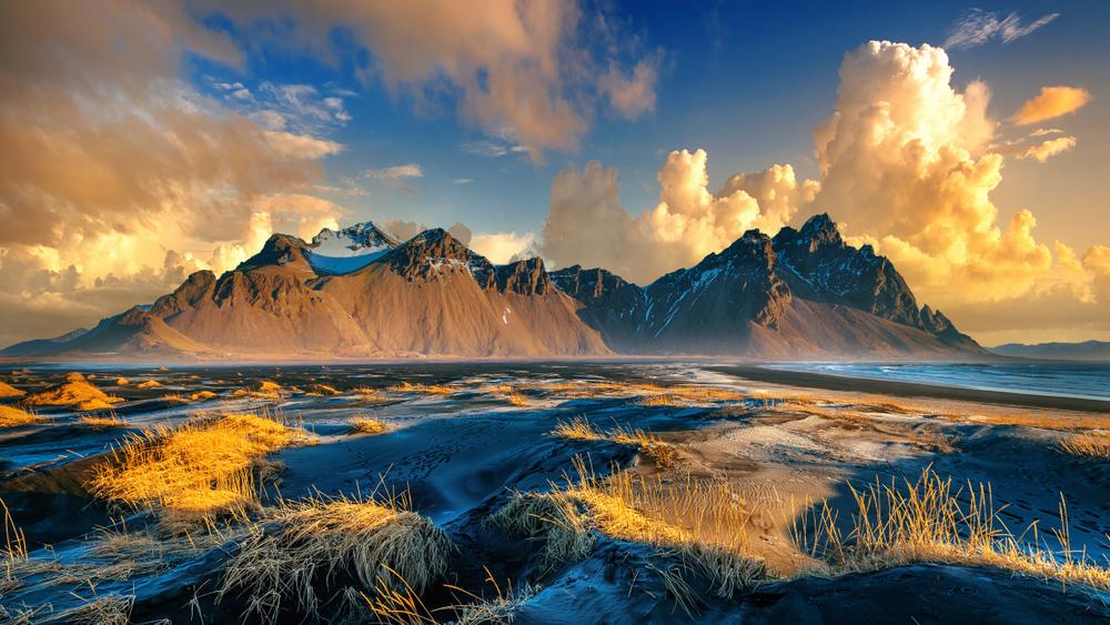 Stokksnes 5 Days in Iceland