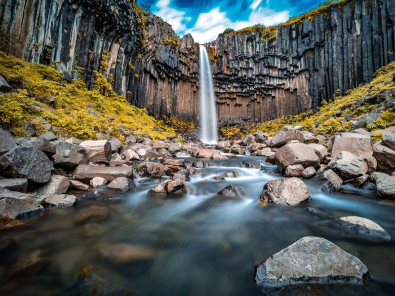 Svartifoss Waterfall 5 Days in Iceland