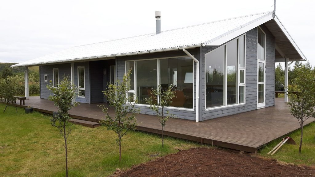 cozy airbnbs in iceland with natural light