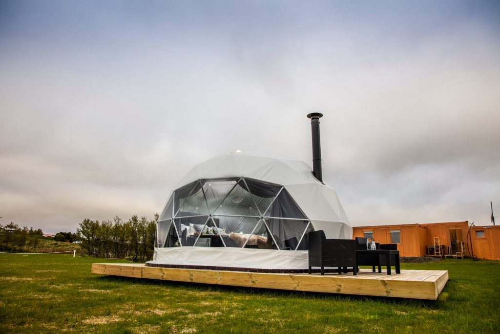 cozy igloo airbnb in iceland one of the best vacation rentals in iceland