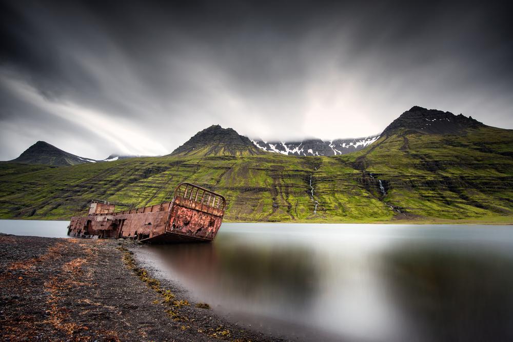 Mjoifjordur is an Iceland hidden gem.