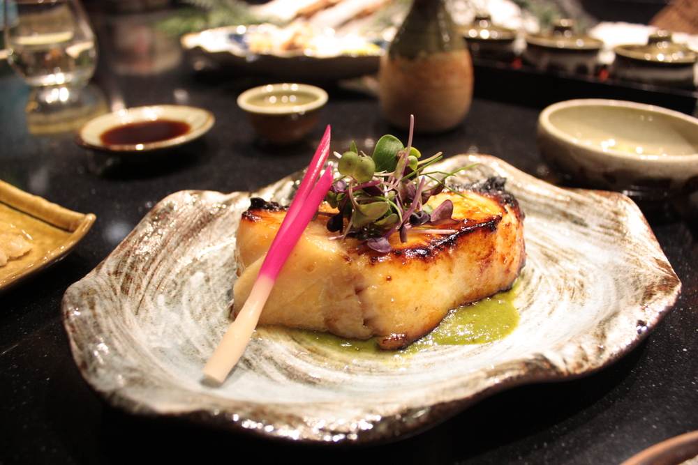 miso black cod like you can find at the Fish Market in Reykjavik